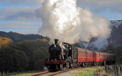 Llangollen Steam Railway