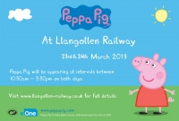 Come & Meet Peppa Pig