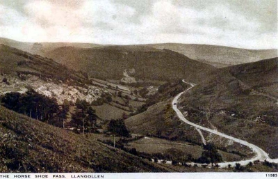 Horseshoe Pass